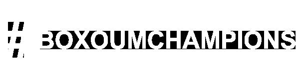 #boxoumchampions